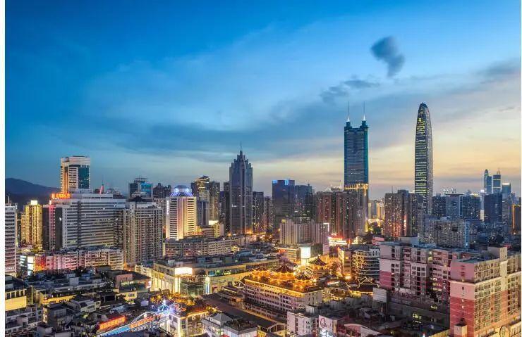 深圳未来高楼规划_深圳又要建世界第一高楼 830米湖贝塔 公益传承 - 知乎