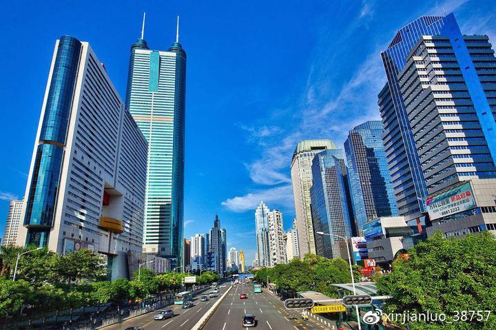 深圳GDP超香港_经济总量连续被上海,北京,广州,深圳超越,如今香港的gdp已经不到整个