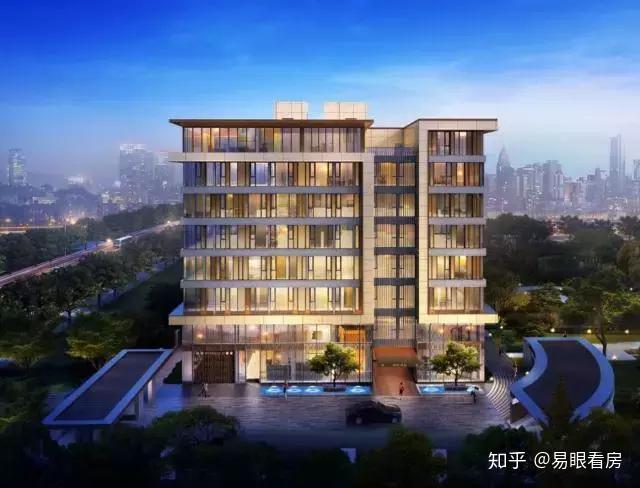 高层公寓与低层洋房在产品配置上就能看出差别