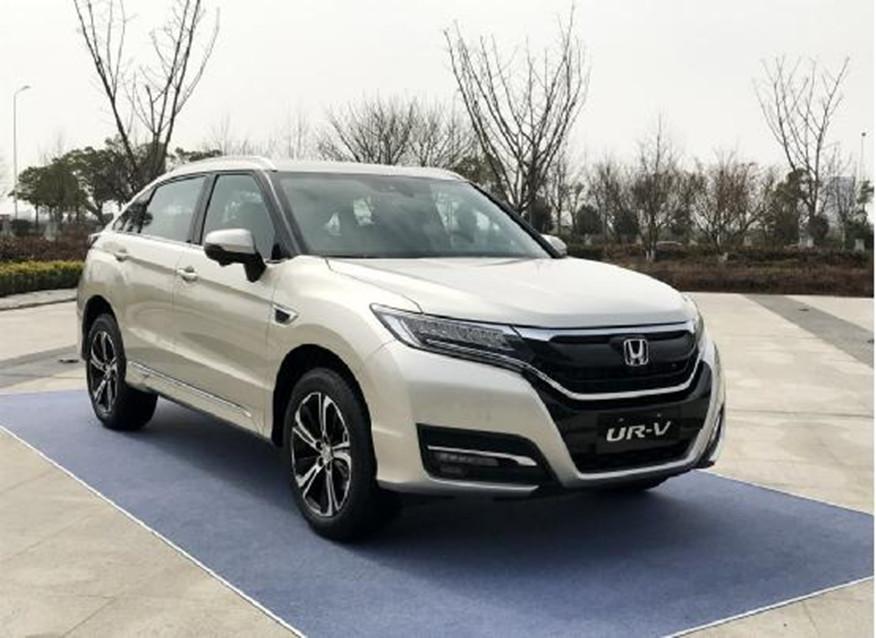 为什么东风本田UR-V比广本冠道卖得还要贵?