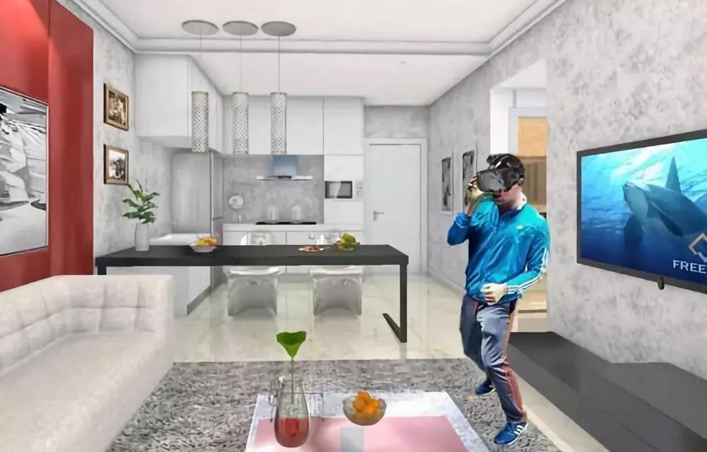 VR虚拟现实家居体验:协助买房者做房屋装修决策