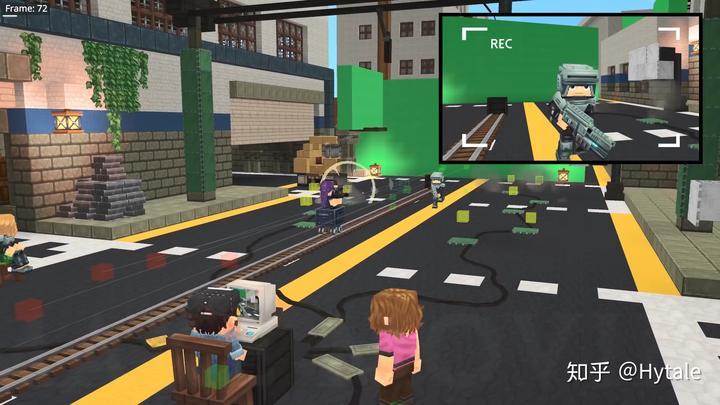 Minecraft 2 0?Hytale或将成为下一位沙盒游戏夺冠者- 知乎