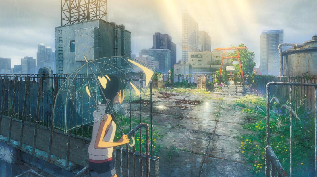 《天气之子》:新海诚的轻与重