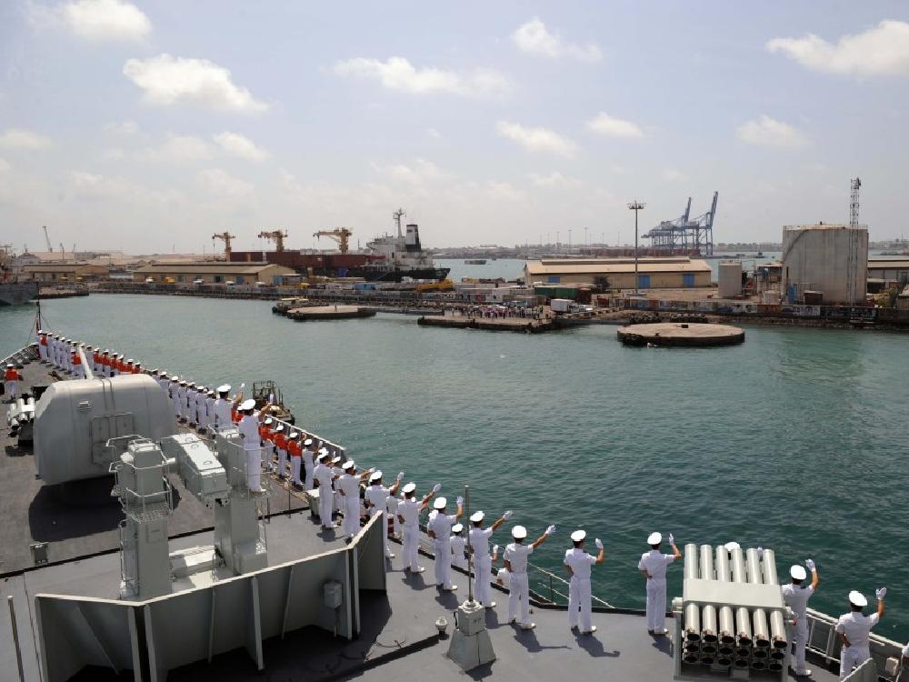 一带一路中国版全球化(13):中国在非洲建设的主要港口项目│脫苦海