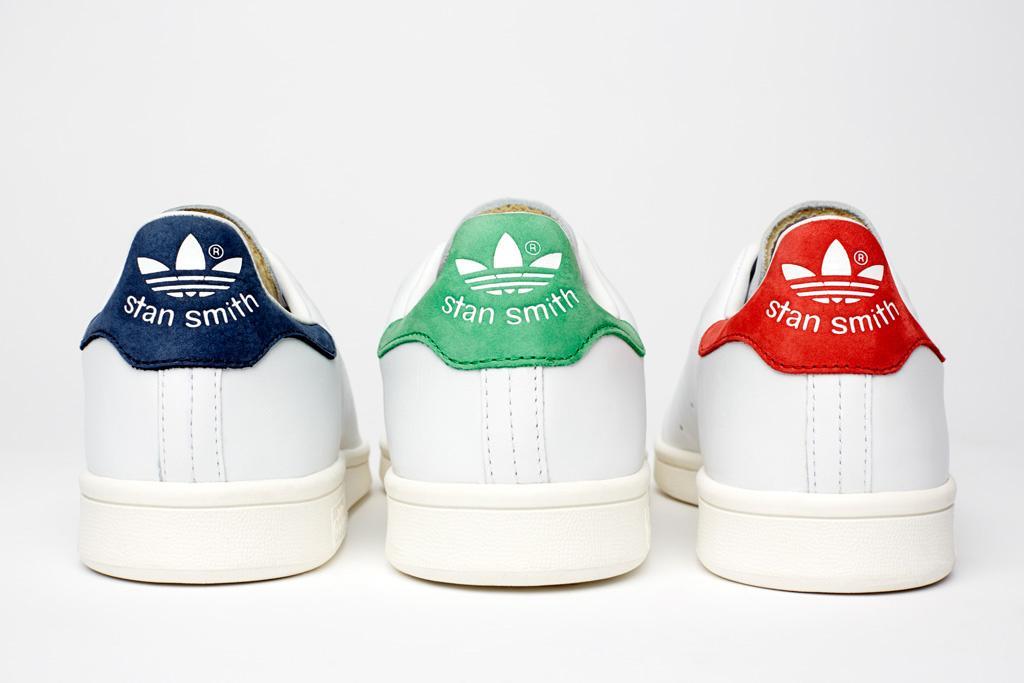 小白鞋Adidas Stan Smith的前生今世