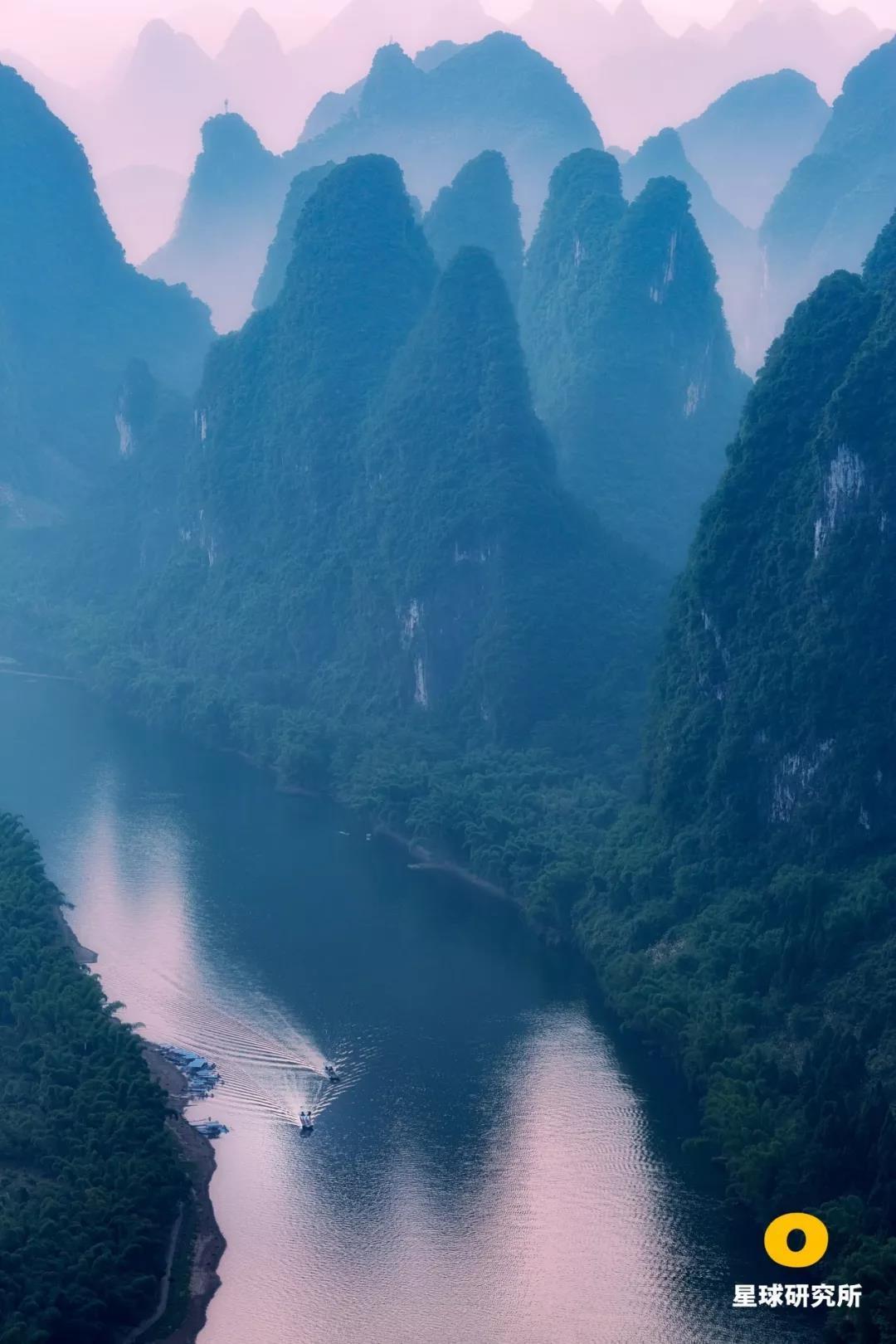 荣峰_中国的喀斯特地貌可以有多美? - 知乎