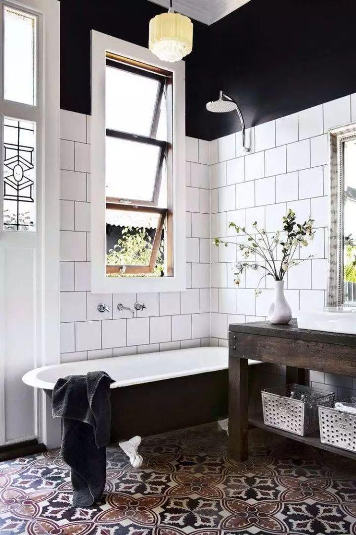 为什么卫生间厨房一定要贴瓷砖?有一种东西叫厨卫漆,效果惊艳