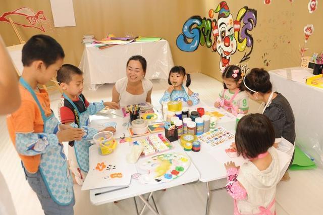 甘肃儿童乐园加盟前景 加盟资讯 游乐设备第1张