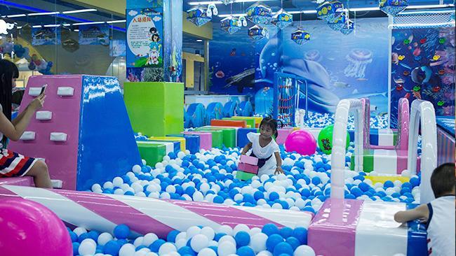 如何打造儿童乐园的核心竞争力 如何打造儿童乐园的核心竞争力 加盟资讯 游乐设备第1张