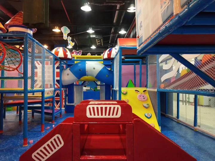庆阳现在加盟儿童乐园怎么样? 加盟资讯 游乐设备第1张