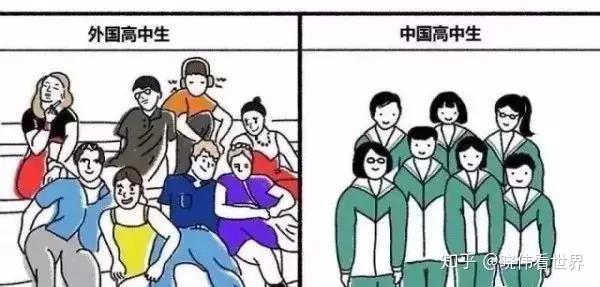 中国大厨vs法国大_漫画版外国人眼中的中国火了,误解原来这么大-知乎