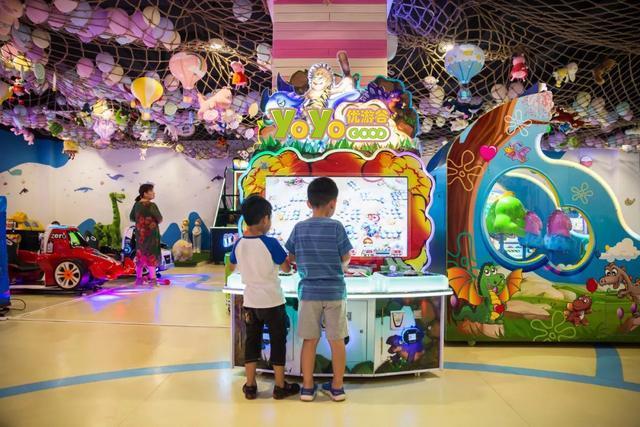 做生意开一家室内儿童游乐园能赚多少钱? 加盟资讯 游乐设备第1张