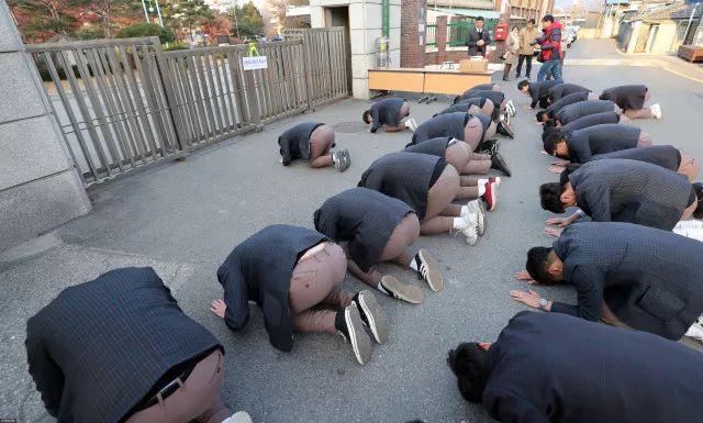 韩国高考残酷物语,中国学生听了都怕