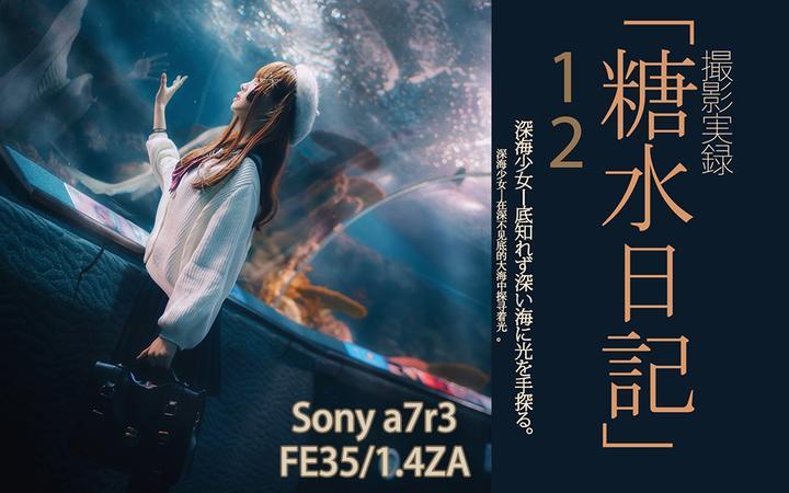 糖水日记-水族馆JK-索尼a7r3 FE351.4ZA