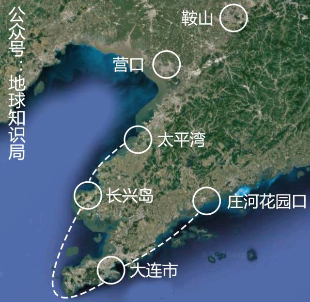 大连太平湾_为什么大连在东北的地位无可动摇 | 地球知识局 - 知乎