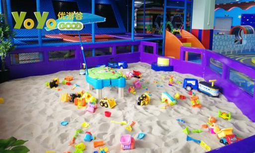 儿童乐园宣传推广有哪些方式? 加盟资讯 游乐设备第1张