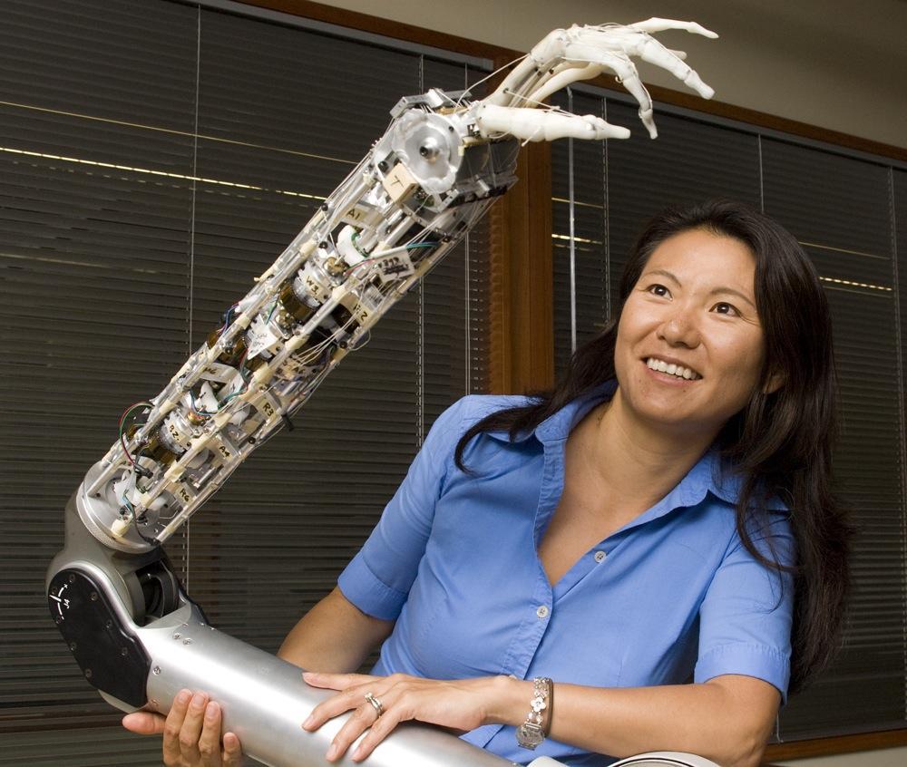 因伤退出网坛,二十年后变身天才科学家,松冈容子的人生简直是鸡汤教科书