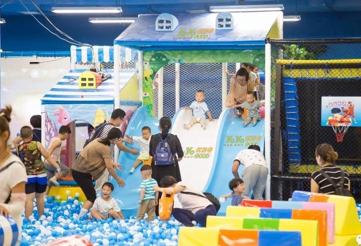 儿童乐园的经营技巧有哪些? 加盟资讯 游乐设备第3张