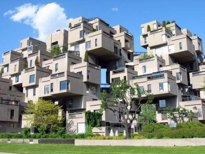 世界上超有趣的创意建筑,你见过几个?