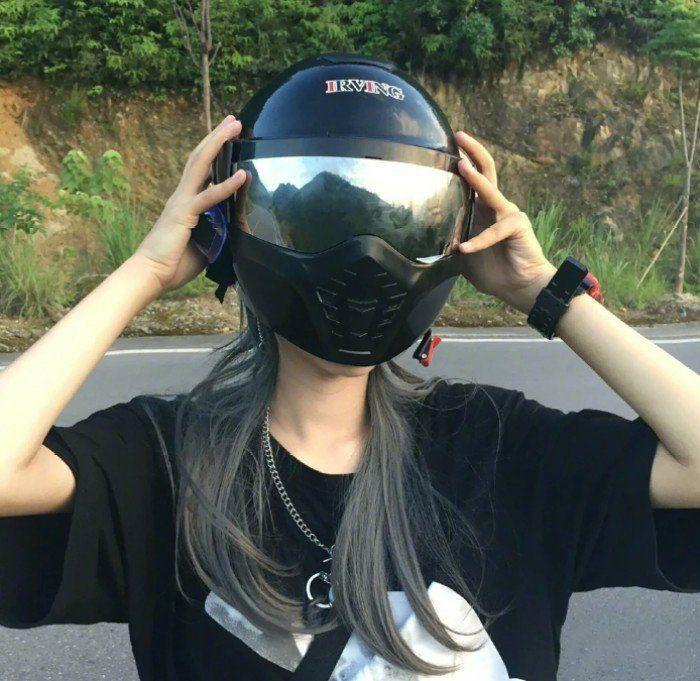 小宝贝qq头像_有哪些带摩托车头盔的qq头像。? - 知乎