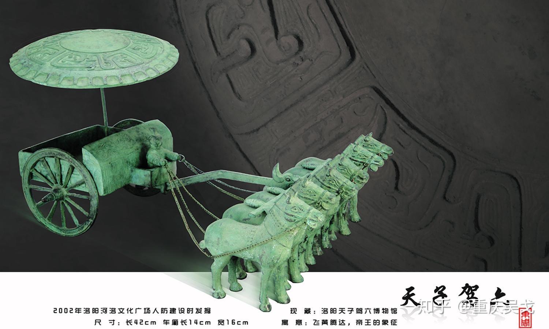 秦始皇兵马俑里的铜马车为什么是四匹马?