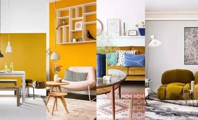 室内装修颜色搭配技巧