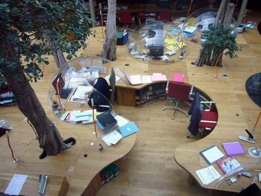 innotopia办公室装修-案例1