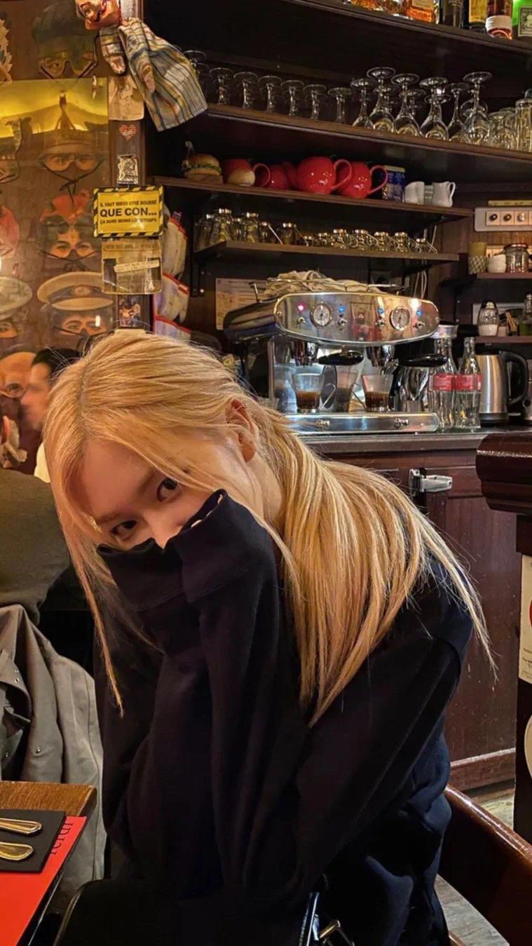 BLACKPINK | Rosé朴彩英高清壁纸