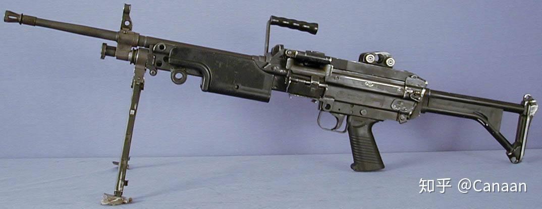 m249轻机枪_m240与m249最大的区别是什么? - 知乎