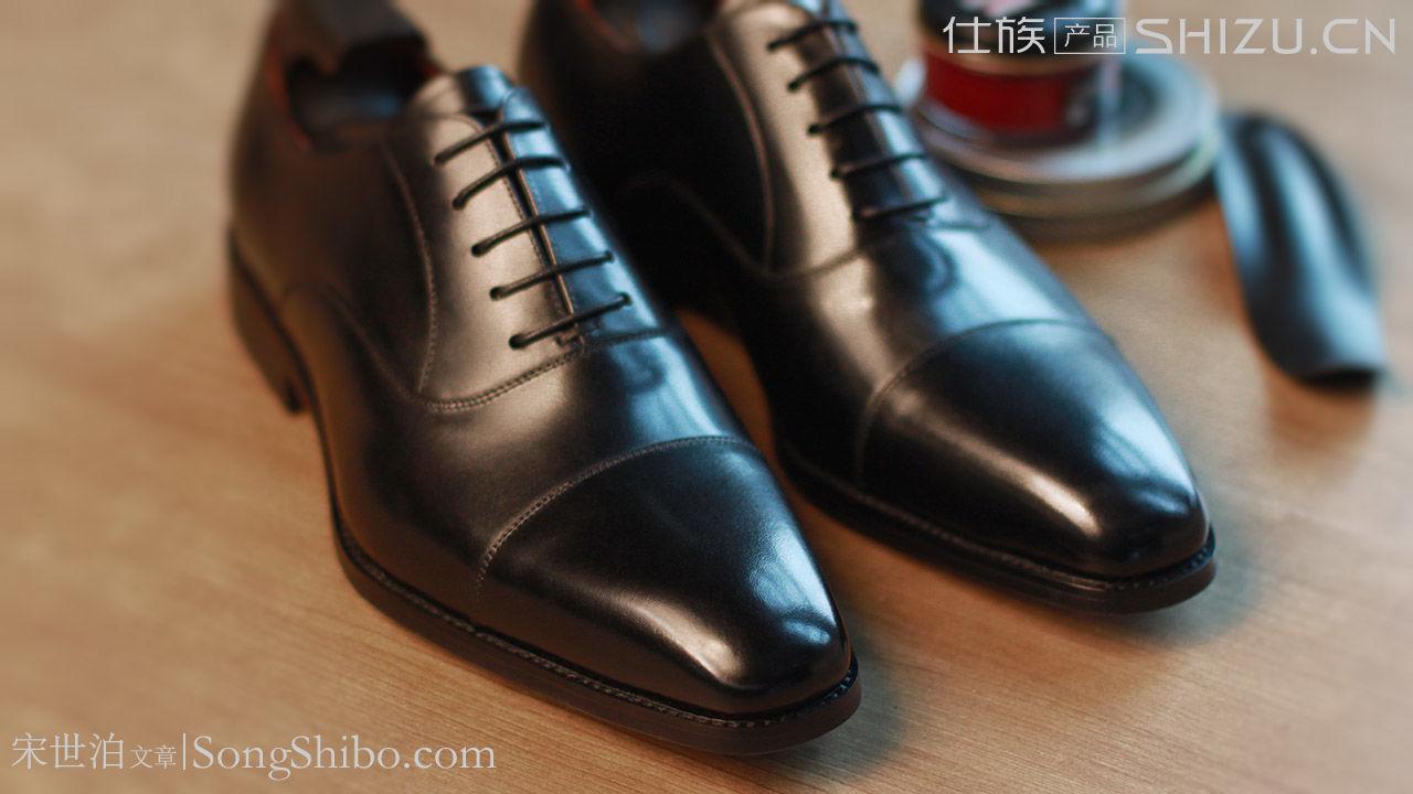 要牛津,不要布洛克:三接牛津鞋