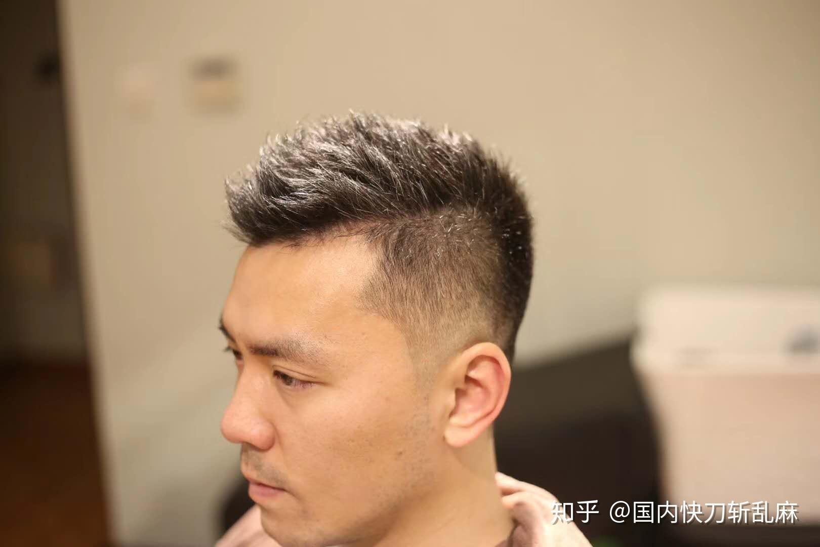 今年流行发型_2019男士发型流行 - 知乎