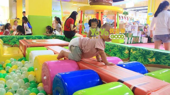 儿童乐园的收入方式有哪些? 加盟资讯 游乐设备第4张