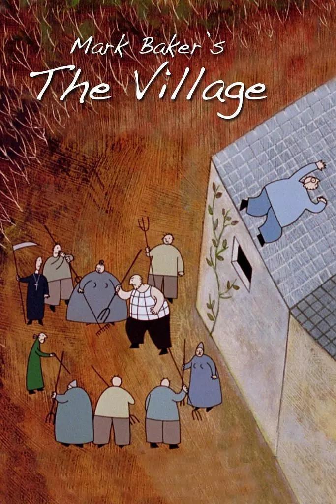 """奥斯卡提名短片《村庄》:为什么片中出现大量的""""方格""""……?"""