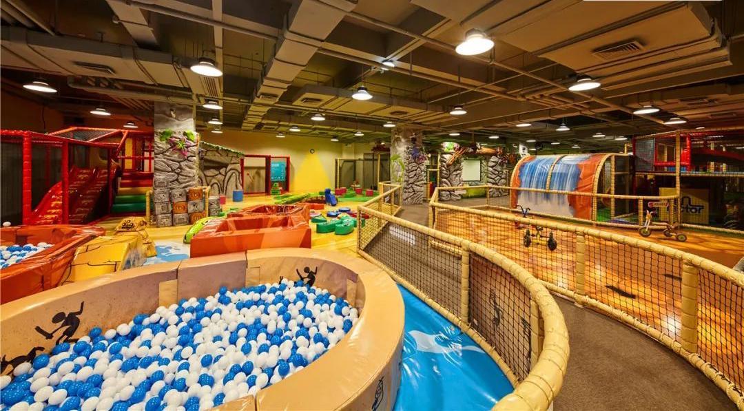 在商场开个300平米儿童游乐场多少钱? 在商场开个300平米儿童游乐场多少钱? 加盟资讯 游乐设备第2张