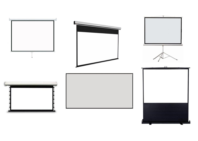 如何选购投影幕布?详细全面了解幕布知识。