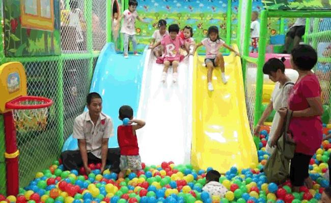 提升儿童乐园的软实力的有效举措有哪些? 加盟资讯 游乐设备第1张
