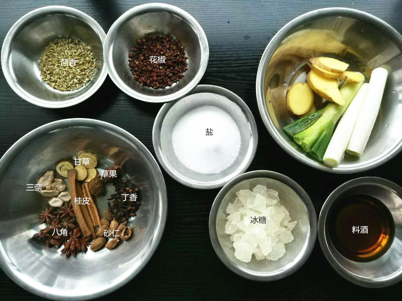 过年了,做一锅卤肉吧——灰子美食实验室