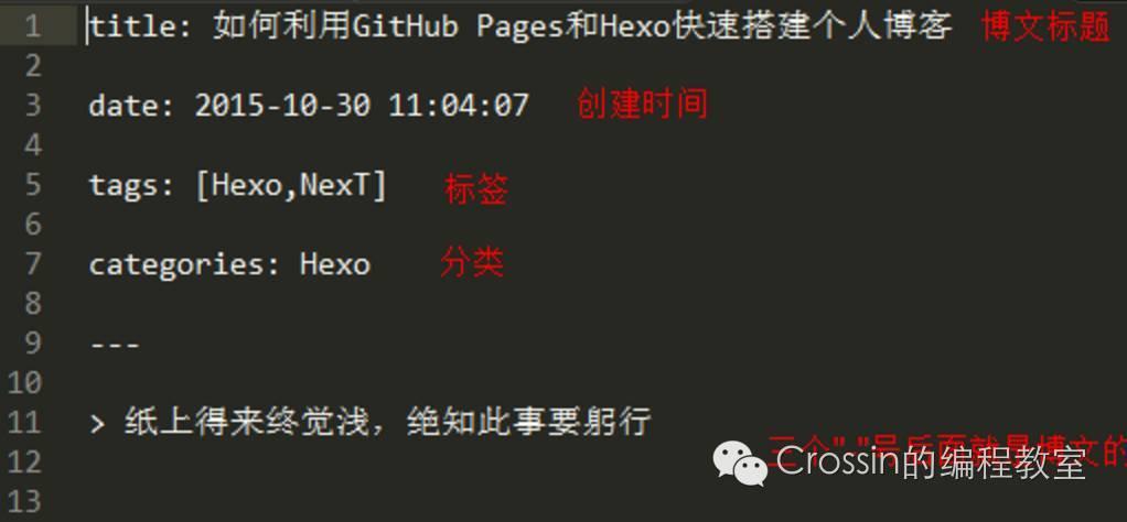 Hexo(2)-部署博客及更新博文