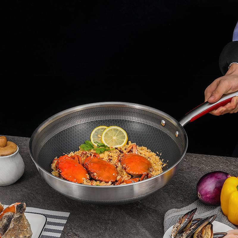 康巴赫蜂窝锅打造愉悦厨房,360°提升你的品质烹饪生活