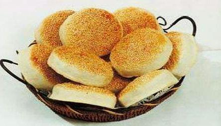 博山烧饼_中国有多少个地方就有多少种烧饼,为什么烧饼在中国这么受 ...