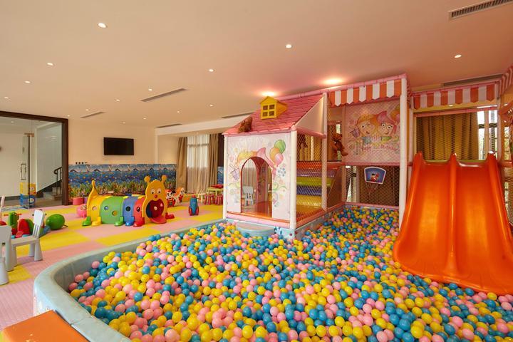 在二三线城市开儿童乐园赚钱吗? 加盟资讯 游乐设备第5张