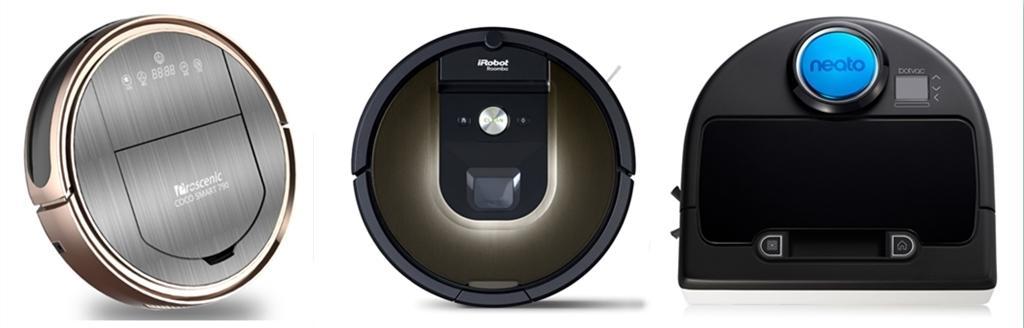 智能扫地机器人哪个牌子好?三大热门产品实力PK