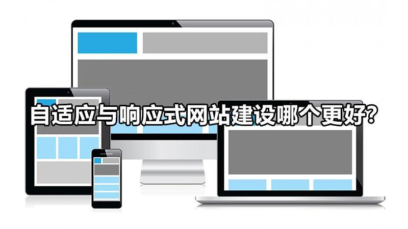 自适应与响应式网站建设哪个更好?