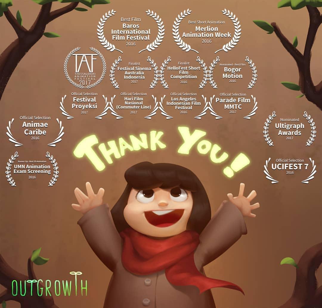 获奖动画赏析《成长的代价》