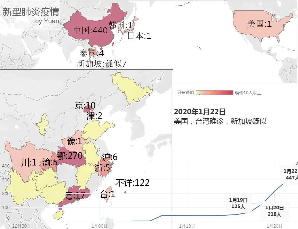 世界新型肺炎疫情图 世界肺炎疫情查询图