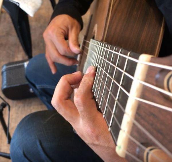 吉他演奏的记忆问题(更新)