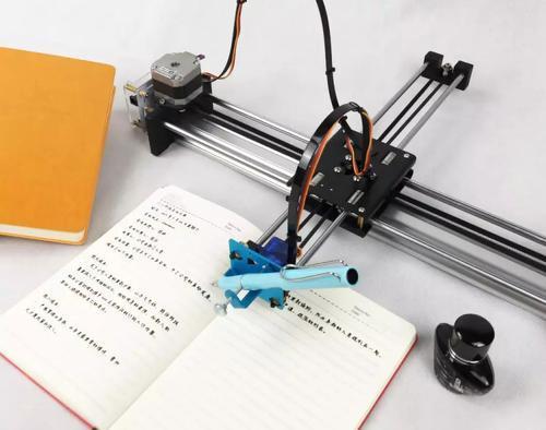 Arduino、AxiDraw | 分析陡然走红中小学生的黑科技—写作业机器人
