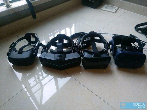 个人向VR硬件推荐(更新到2020-01)