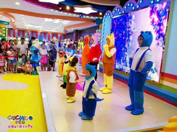 晋中儿童乐园运营秘诀 加盟资讯 游乐设备第5张