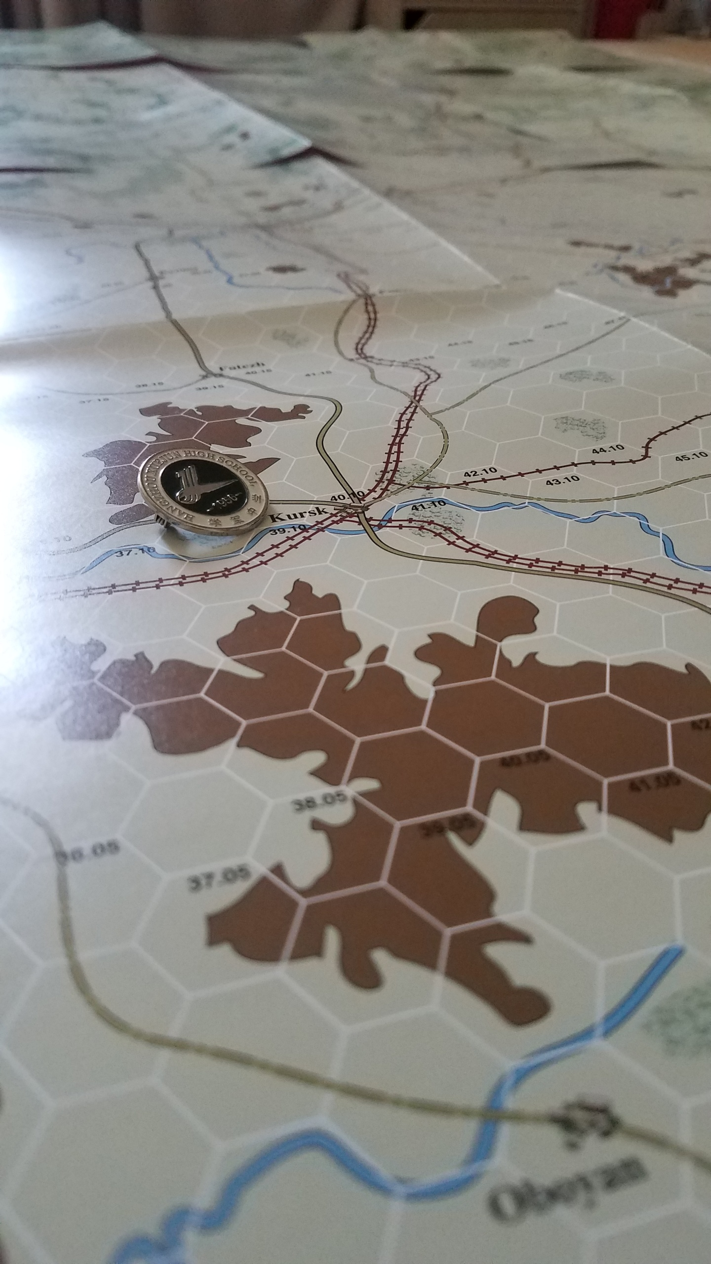 兵棋开箱 Guderian's Blitzkrieg II